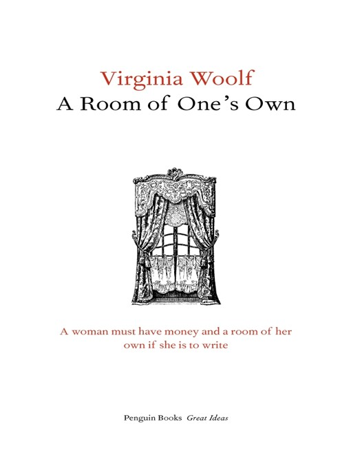 an analysis of the problems of women writers in a room of ones own by virginia woolf Writng assignment 3: a comparison/contrast essay on shu ±ing's essays and virginia woolf's a room of one's own descripton: write an essay of 1,000-1,250 words (3-4 pages) to compare and/or contrast shu ±ing and virginia woolf with regard to women and literature, writng and space, women's literature and its social status in.