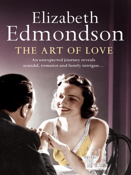 Elizabeth edmondson wedding