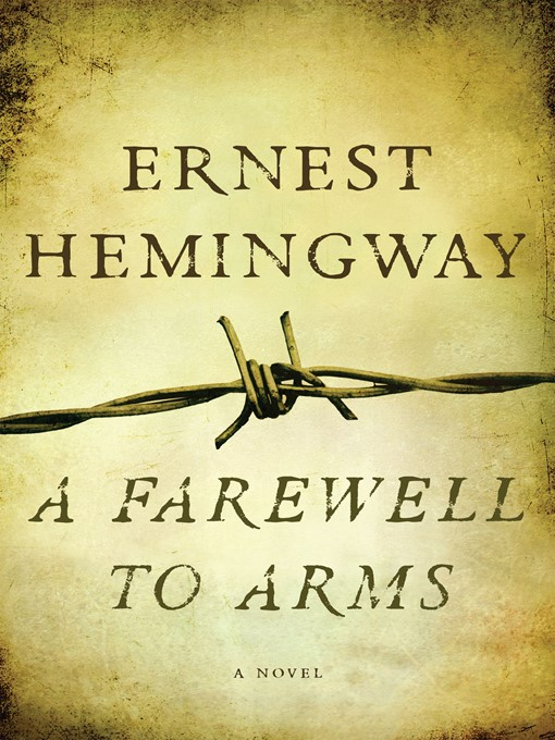 essays on farewell to arms Included: literary analysis essay content preview text: farewell to arms is a novel written by ernest hemingway and is not just a creation of his vivid imagination but is the product of his own experience, too.