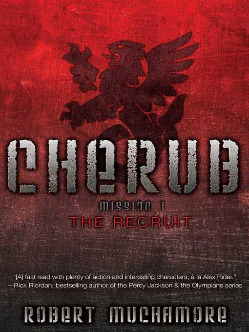 Amazoncom Cherub The Recruit Graphic Novel