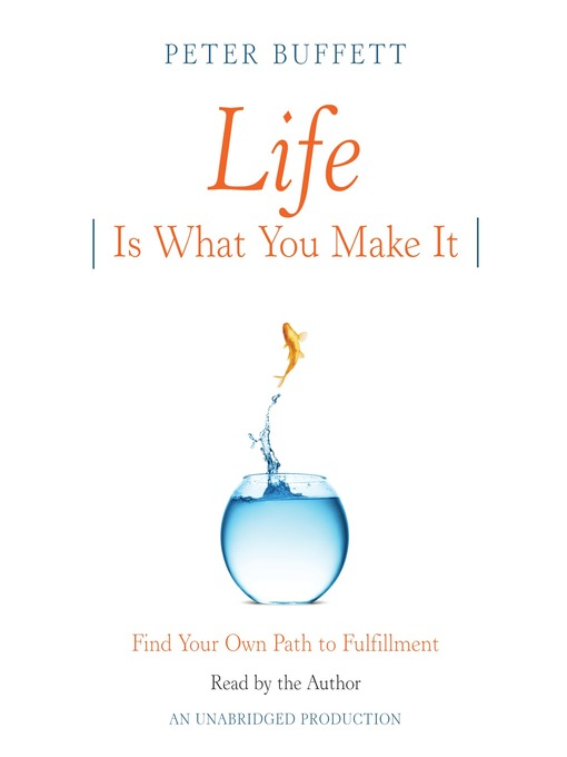 LIFE IS WHAT YOU MAKE IT PDF FREE DOWNLOAD (EBOOK)