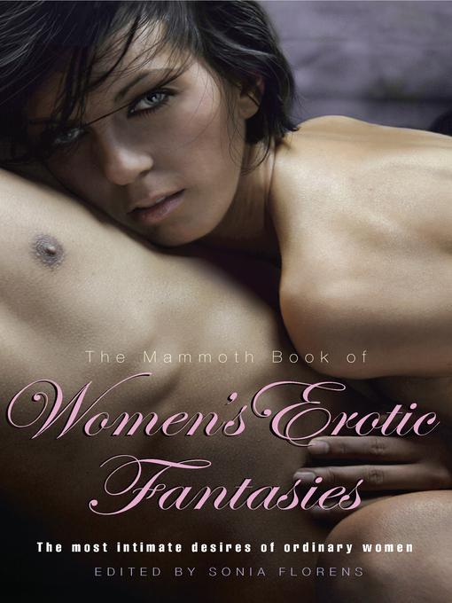 Mammoth book of best new erotica