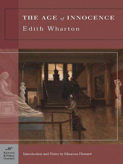 edith whartons the age of innocence essay