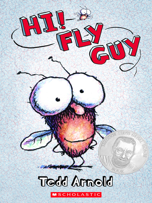 Cover of Hi, Fly Guy