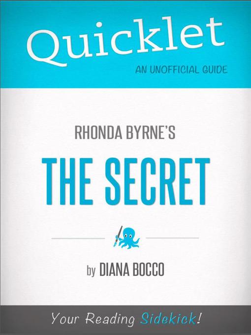 Rhonda Byrne, Le secret - Free eBooks Download
