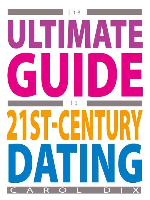 Dating 21 century