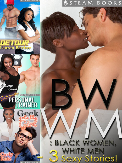 Interracial dating black woman white man