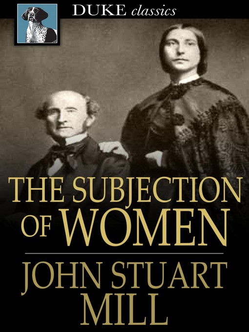 the subjection of women and slavery essay