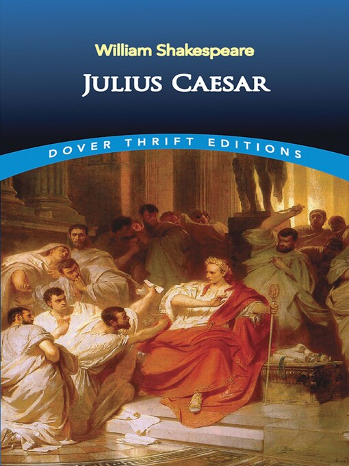 an analysis of antony brutus and octavius as possible great leaders in william shakespeares play the The tragedy of julius caesar is a history play and tragedy by william although the play is named julius caesar, brutus speaks mark antony and octavius which.