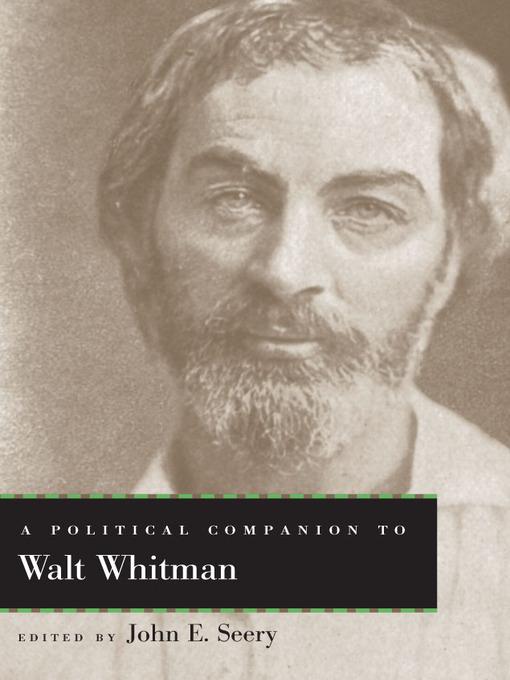 walt whitmans life in words essay