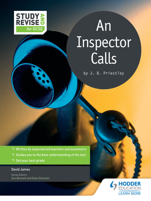 inspector calls coursework gcse An inspector calls by jb priestly - a gcse english literature drama coursework an inspector calls by jb priestly - a gcse english literature drama read this essay and over 1,500,000 others like it now.