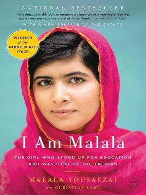 cover image of I Am Malala