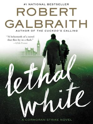 cover image of Lethal White