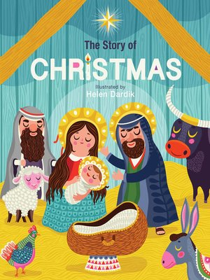 cover image of The Story of Christmas