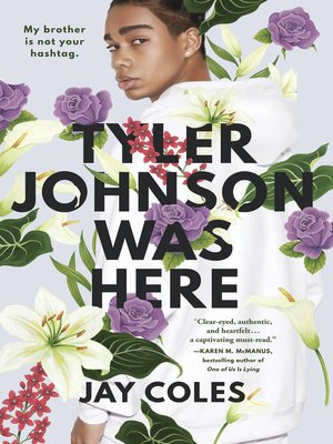 cover image of Tyler Johnson Was Here