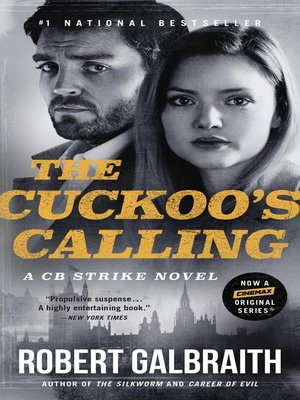 cover image of The Cuckoo's Calling