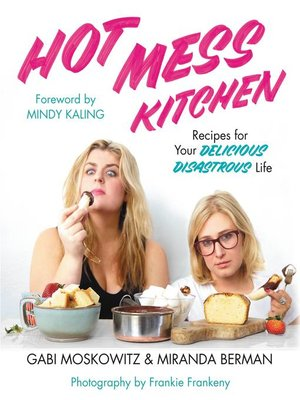 cover image of Hot Mess Kitchen