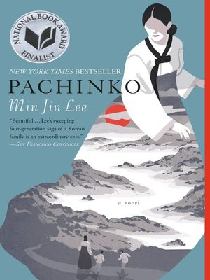 cover image of Pachinko (National Book Award Finalist)