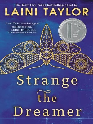 cover image of Strange the Dreamer Series, Book 1