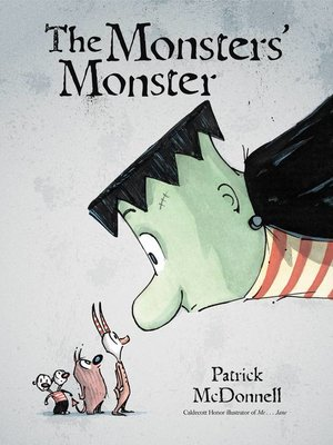 cover image of The Monsters' Monster