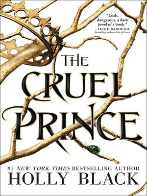 cover image of The Cruel Prince