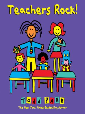 cover image of Teachers Rock!