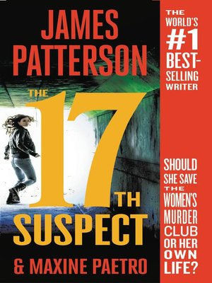 cover image of The 17th Suspect