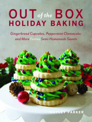 cover image of Out of the Box Holiday Baking