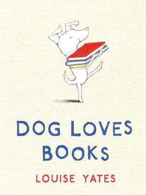 cover image of Dog Loves Books