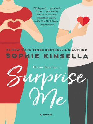 cover image of Surprise Me