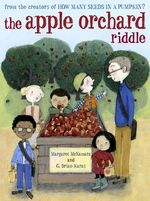 cover image of The Apple Orchard Riddle (Mr. Tiffin's Classroom Series)