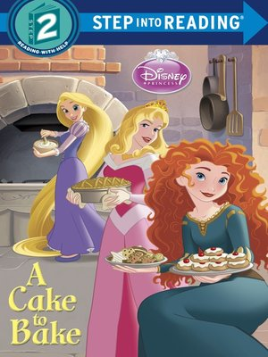 cover image of A Cake to Bake (Disney Princess)
