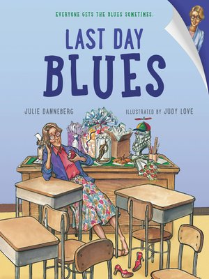 cover image of Last Day Blues