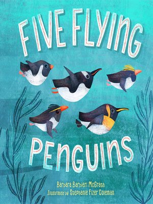 cover image of Five Flying Penguins