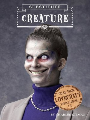 cover image of Tales from Lovecraft Middle School #4