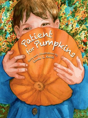 cover image of Patient for Pumpkins
