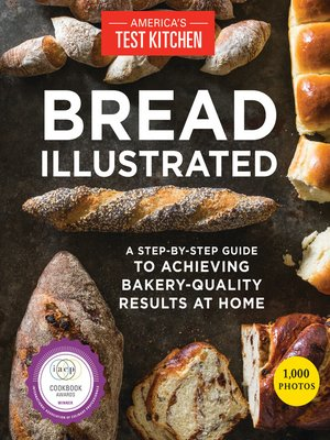 cover image of Bread Illustrated