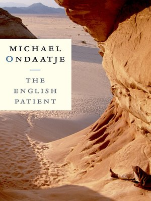 cover image of The English Patient