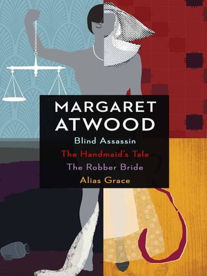 cover image of The Margaret Atwood 4-Book Bundle