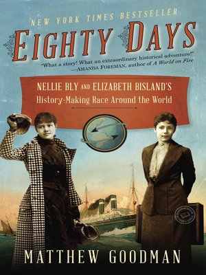 cover image of Eighty Days