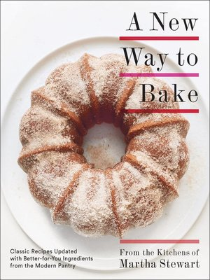 cover image of A New Way to Bake