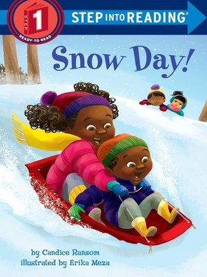 cover image of Snow Day!