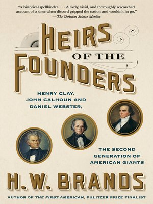 cover image of Heirs of the Founders