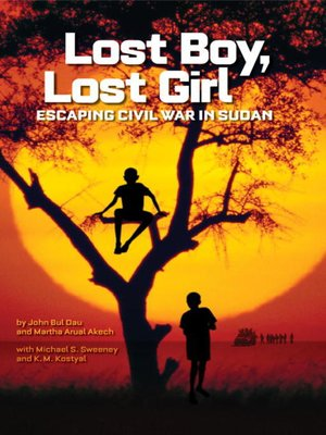 cover image of Lost Boy, Lost Girl
