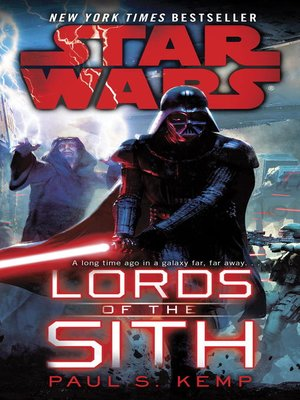 cover image of Lords of the Sith
