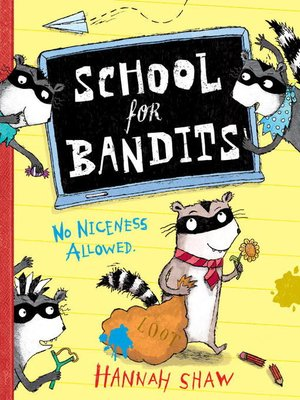 cover image of School for Bandits