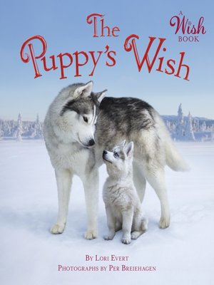 cover image of The Puppy's Wish (A Wish Book)