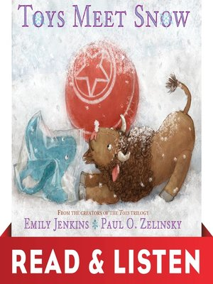 cover image of Toys Meet Snow