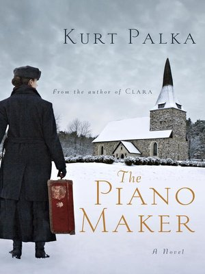cover image of The Piano Maker