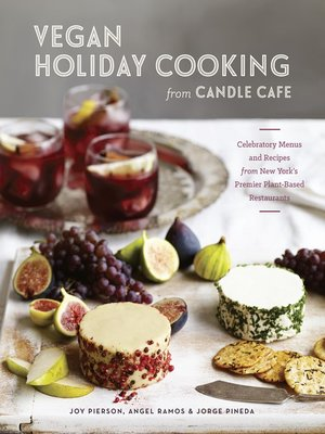 cover image of Vegan Holiday Cooking from Candle Cafe